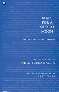 MAPS FOR A MORTAL MOON - Essays And Entertainments