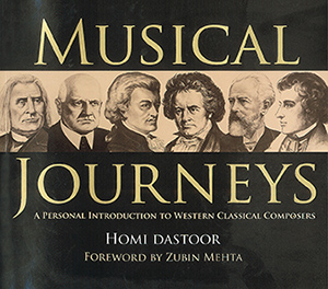 MUSICAL JOURNEYS - A Personsal Introduction To Western Classical Composers.