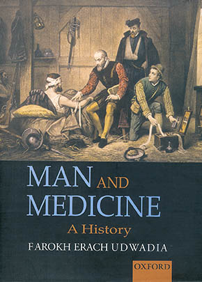 MAN AND MEDICINE - A History
