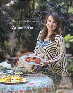 FAMILY SECRETS - The Khan Family Cookbook