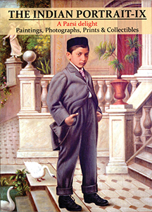 THE INDIAN PORTRAIT-IX - A Parsi Delight