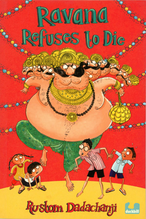 RAVANA REFUSES TO DIE -  Fiction