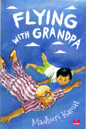 FLYING WITH GRANDPA - Fiction